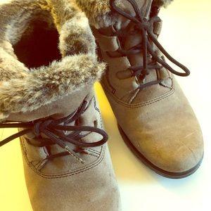 Sporto boots, size 8 1/2